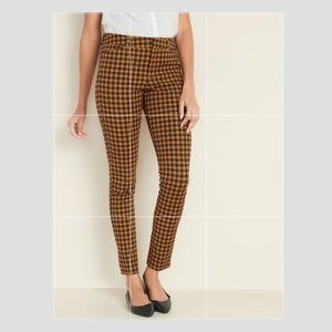 3/$30 Houndstooth Print Pixie Pants
